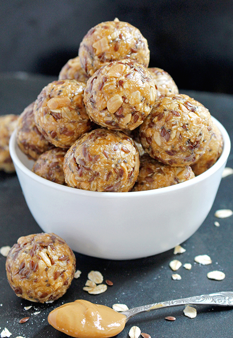 IMG_71999 Easy Vegan Peanut Butter Energy Bites