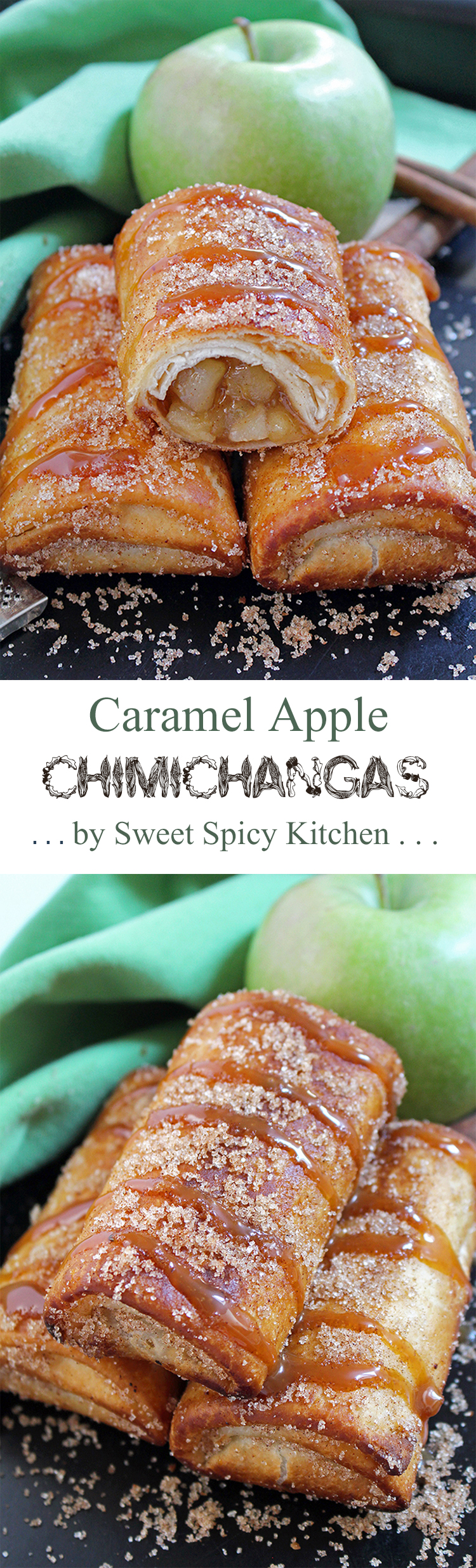 Untitled-109 Caramel Apple Chimichangas