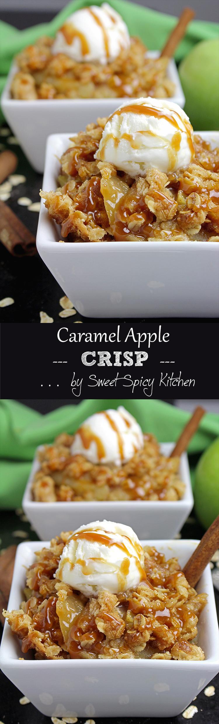 Untitled-27 Caramel Apple Crisp