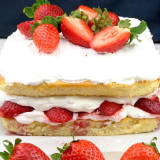 This simple old fashioned dessert is perfect for upcoming strawberry season. Strawberry Shortcake is quick and easy to prepare and you will love its simple, yet perfect taste.