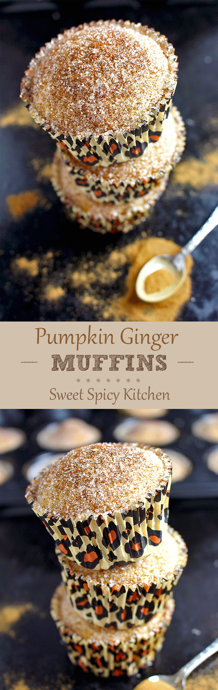 Untitled-2 Pumpkin Ginger Muffins