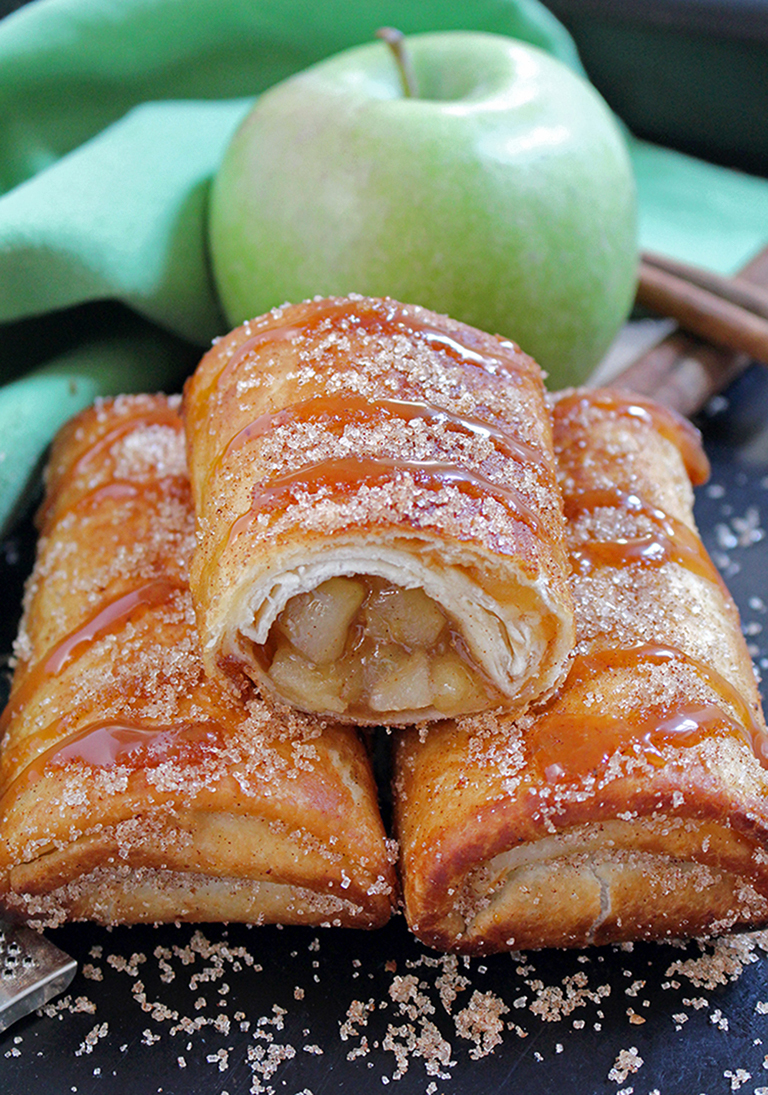 IMG_8416 Caramel Apple Chimichangas