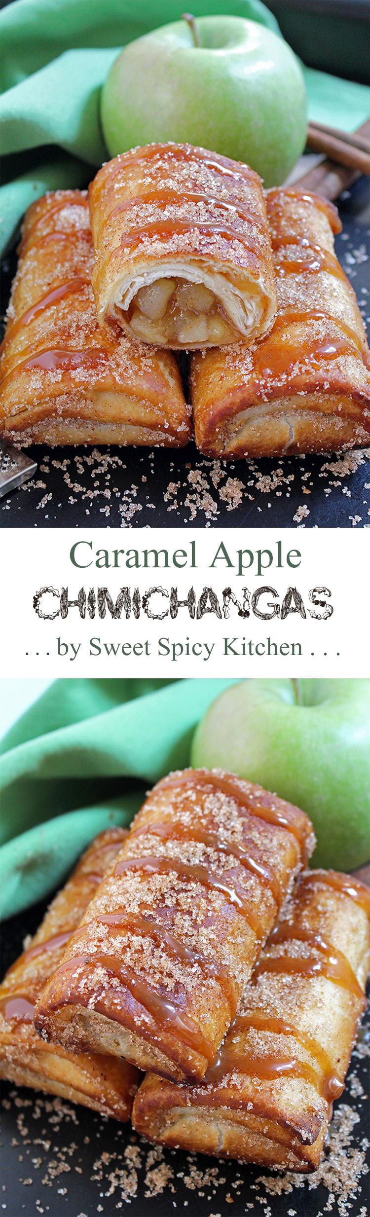 Untitled-109 Caramel Apple Chimichangas