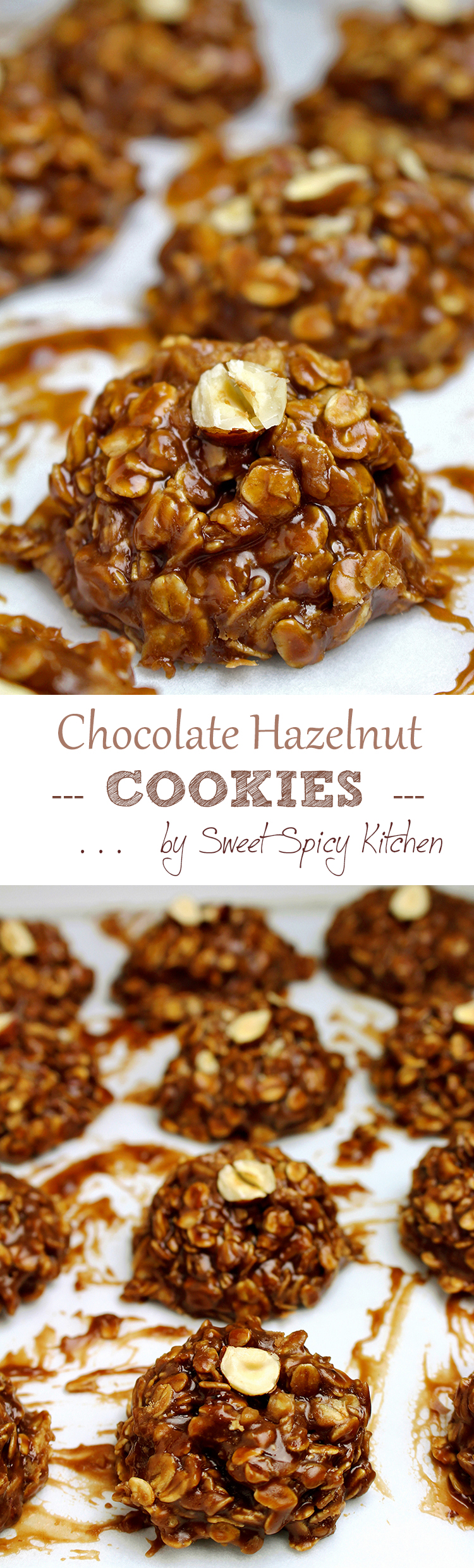 Untitled-288 No Bake Chocolate Hazelnuts Cookies