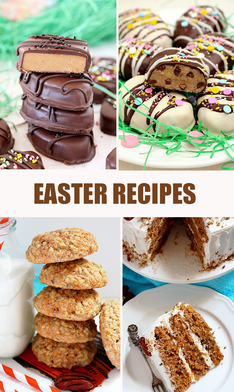 You can find here delicious EASTER RECIPES 💝🙂